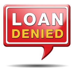 loan denied icon